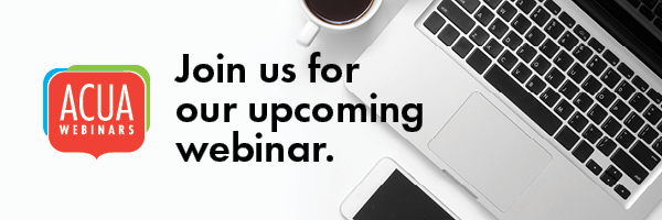 Join us for our upcoming webinars